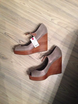 NEUWARE +++ ESPRIT Keilpump High Heel only replay Plateau +++ NEUWARE