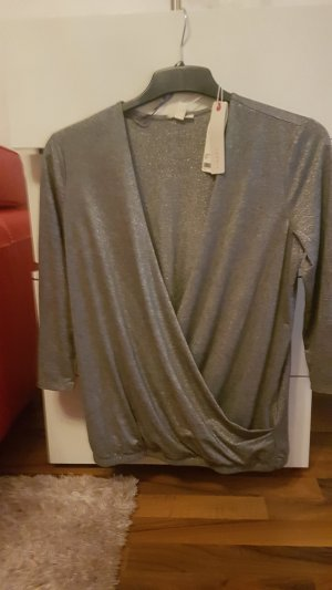 Neuware Esprit Tunika shirt in Grau Gr S