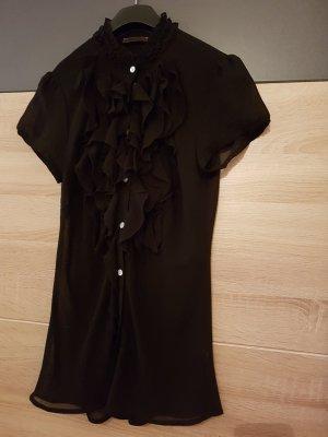 Malvin Ruffled Blouse black