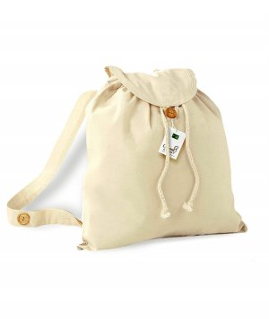 Canvas Bag cream cotton