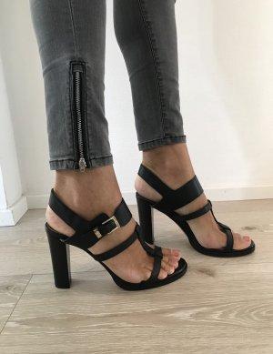 Hugo Boss Platform Sandals black