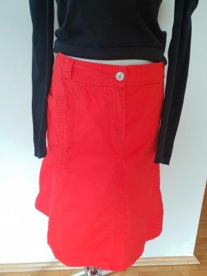 Adagio Falda rojo claro-rojo