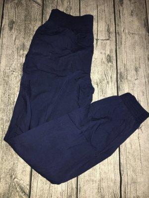 Neuwertig Adidas neo sommerhose Hose Stoffhose blau xs