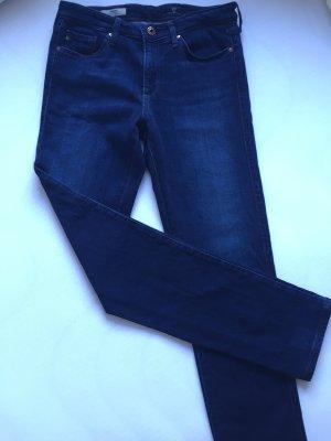 Neuwertig Adriano Goldschmied Jeans The Prima Jetsetter Mid-rise cigarette Gr 27