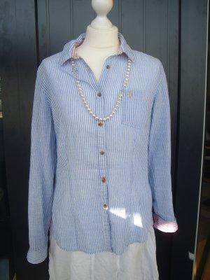 *Neuwertig*  Arqueonautas gestreifte (Hemd-) Bluse