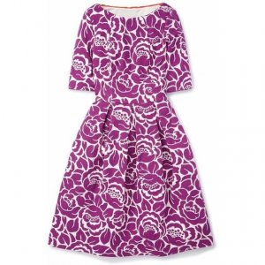 Neuwertig Boden Kleid Lindsey, Gr 34 regular