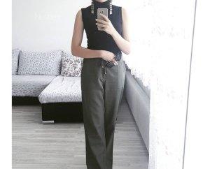 Atmosphere Pantalón de camuflaje gris verdoso-caqui