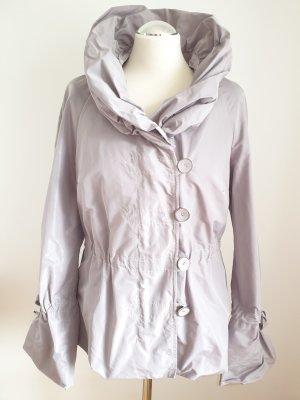 Easy Comfort Raincoat light grey-grey