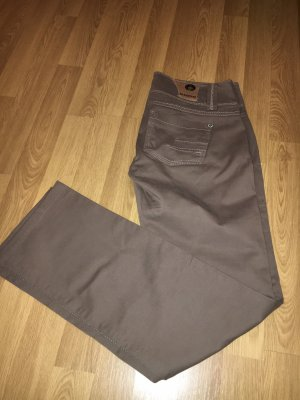 Gang Jeans stretch marron clair