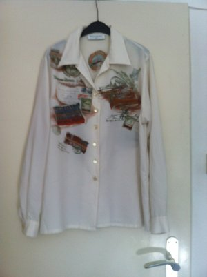 Shirt Blouse multicolored polyester
