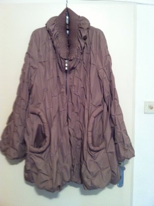 Long Jacket camel viscose