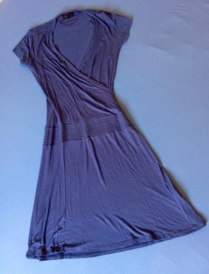 Neuwertig | kornblumenblaues Jerseykleid von KALA