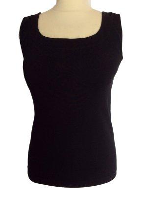 neuwertig L 40 42 WOLFORD shirt Top Hemd schwarz elastisch