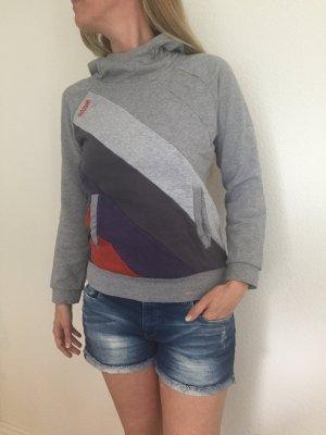 NEUwertig +++ lässiger Hoodie Kapuzensweatshirt MAZINE + only naketano Pullover