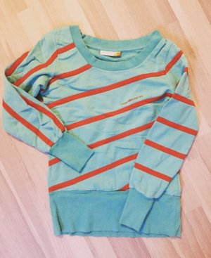 NEUwertig ++ lässiger Hoodie Kapuzensweatshirt NAKETANO ++ only top Pullover