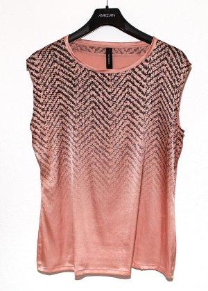 NEUWERTIG ! Marc Cain Top Shirt Seide 40 N 4 - rosa - NP 179,90 €