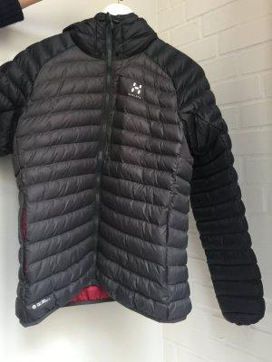 Veste d'extérieur gris foncé polyester