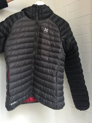 Outdoor Jacket dark grey polyester