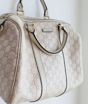 Neuwertig: Original Gucci Boston Leder Bag