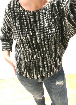 Neuwertig - Oversize Pullover Fledermausärmel Zara -