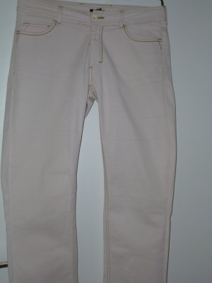 Cosmos Chic Stretch Jeans dusky pink-light pink cotton