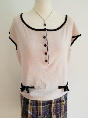 Neuwertig Shirt H&M Feinstrick Gr 46