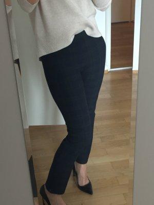 Zara Pantalon en jersey multicolore tissu mixte