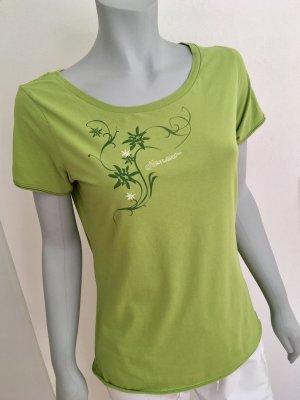 Neuwertig! T-Shirt grün apfelgrün Gr. M