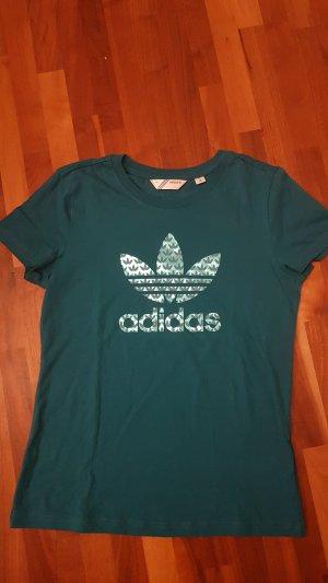 Adidas Originals T-shirt bleu cadet