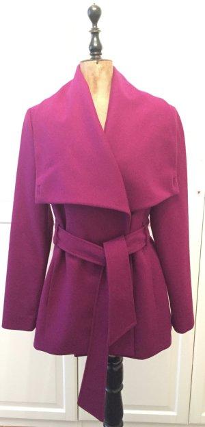 Ted baker Wraparound Jacket magenta-violet