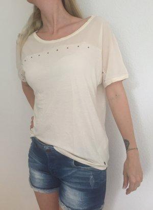 NEUwertig +++ Top Tshirt ESPRIT +++ only edc replay Nieten Shirt