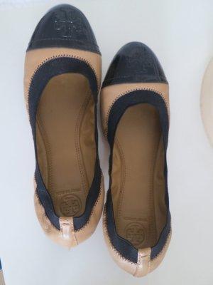 Neuwertig - Tory Burch Ballerina Größe 40 Chanel style
