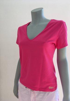 Neuwertig. VENICE BEACH Sportshirt Fitness-Shirt T-Shirt Gr. L pink
