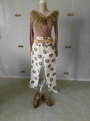 Guess Pantalone bianco sporco-color cammello