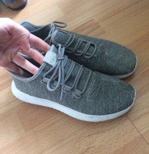 Adidas Zapatilla brogue gris-gris claro