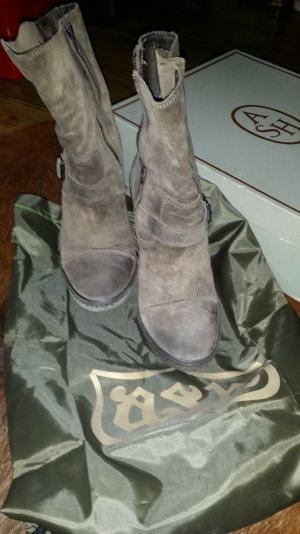 ASH Bottines beige-brun sable