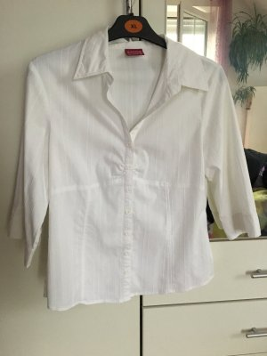 Biaggini Long Sleeve Blouse white