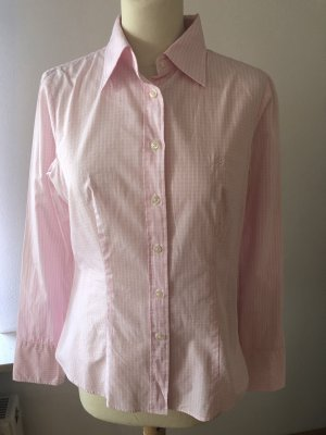 Benetton Blouse-chemisier rose clair