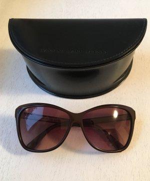 Neuwertige braune Marc Jacobs Sonnenbrille