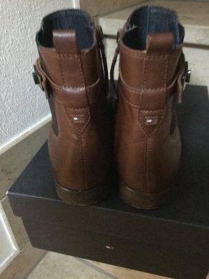 Neuwertige Chelsea Boots Tommy Hilfiger 37 braun
