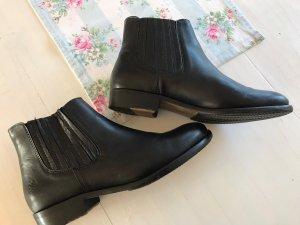 Apple of eden Chelsea laarzen zwart