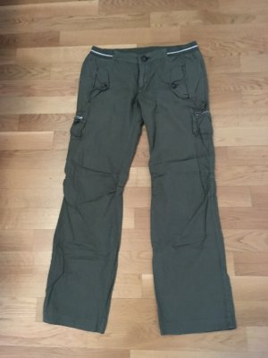 James Perse Cargo Pants olive green