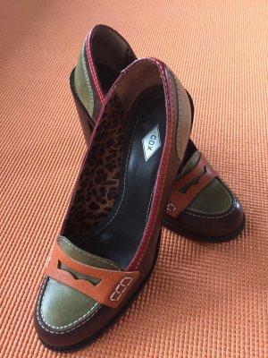 Neuwertige Damen-Loafer von COX, Größe 40