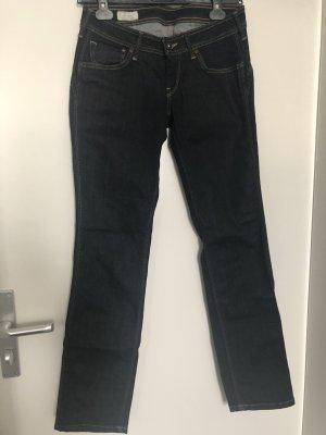 Neuwertige dunkelblaue Jeans von Pepe Jeans