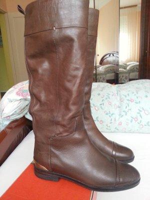 Neuwertige Geox Leder Stiefel