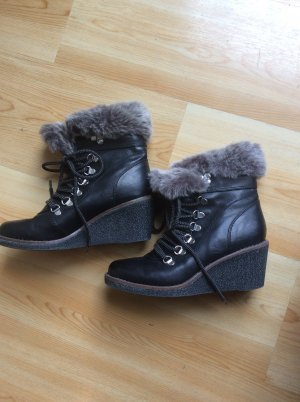 Neuwertige Graceland Winter Keil Boots Gr 38