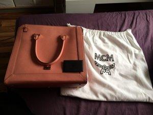 Neuwertige große MCM Tasche