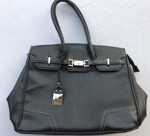 Neuwertige Handtasche Gabor schwarz