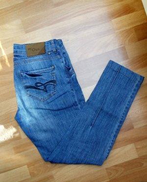 neuwertige helle Damen Jeans, Röhrenjeans Gr. 36 vom my own