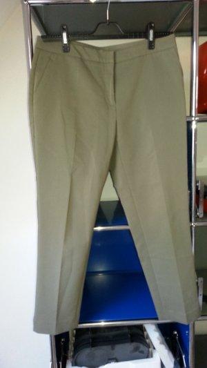 Neuwertige Hose von H&M olivgrün gr. 40 knöchellänge